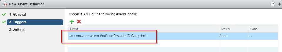 "Add an event, and insert the ""EventTypeID"""