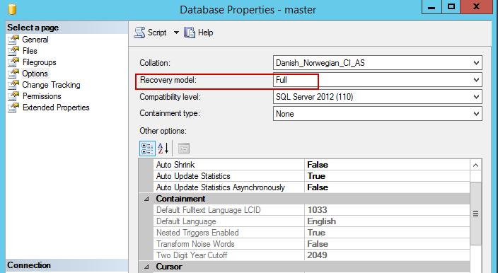 "Veeam Backup warning ""Unable to truncate Microsoft SQL Server transaction  logs."" | Virtual Allan"