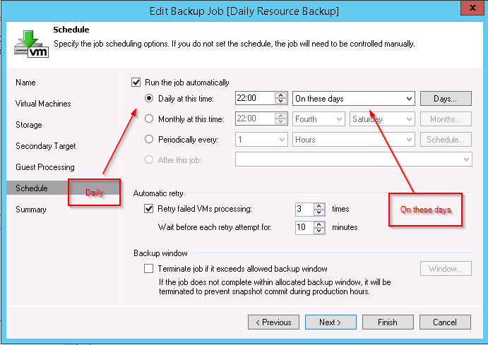 Veeam Backup retention not working | Virtual Allan